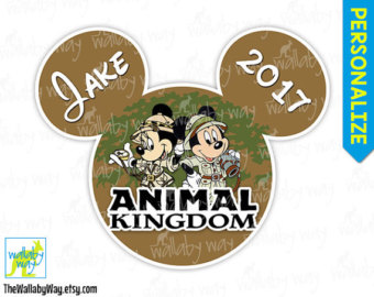 Animal Kingdom clipart animal care Mickey Use Printable Kingdom Family