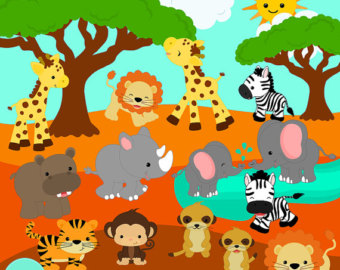 Animal Kingdom clipart animal friend Friends art collection 4 3