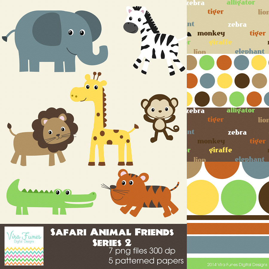 Animal Kingdom clipart animal friend Now clip 3 collection 3