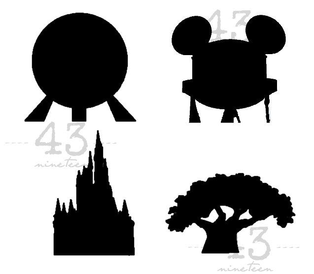 Animal Kingdom clipart black and white #6