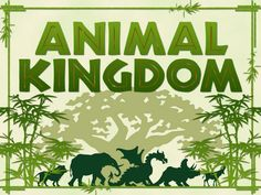 Animal Kingdom clipart black and white #7