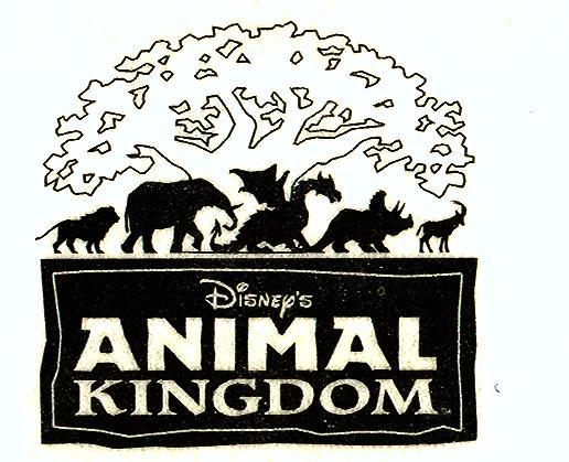 Animal Kingdom clipart black and white #11