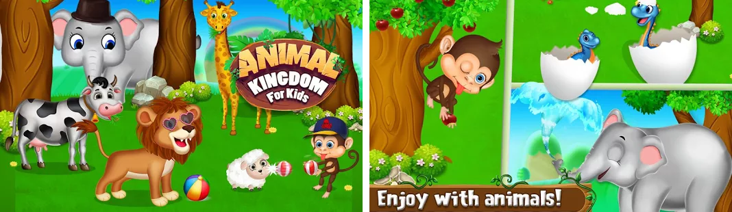 Animal Kingdom clipart fauna  Apk Download For version