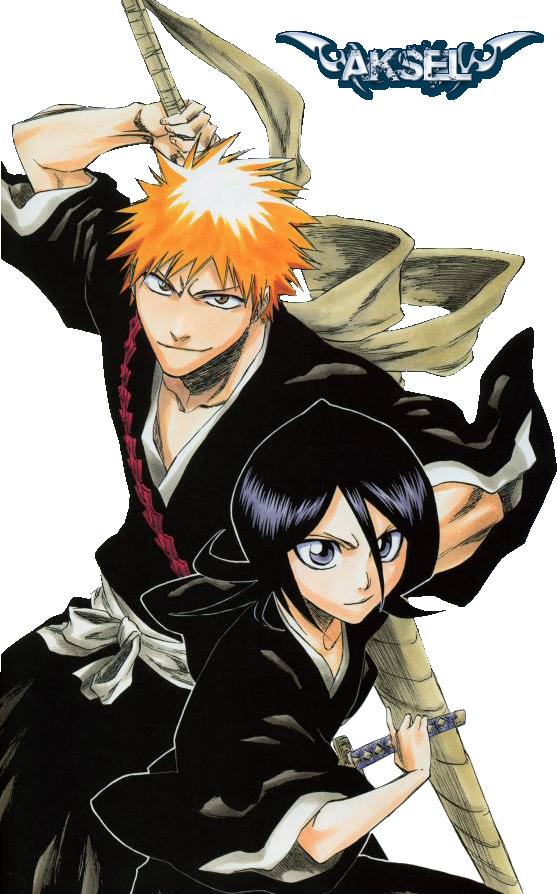Anime clipart bleach Bleach ichigo bleach Clipart ichigo