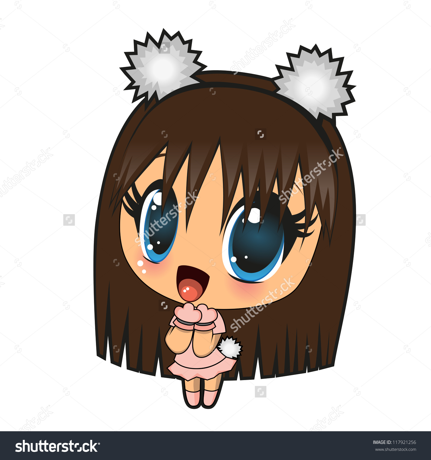 Anime clipart cute Anime clipart backgrounds and and