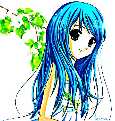 Anime clipart cute Anime collection clip clipart girl