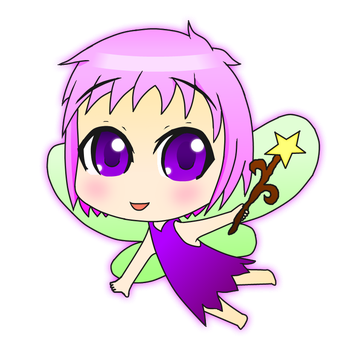 Anime clipart funky Chibi Indubitably Plum Funky by