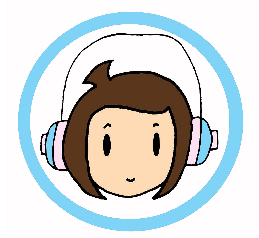 Anime clipart funky Pods Player Cartoon B Music