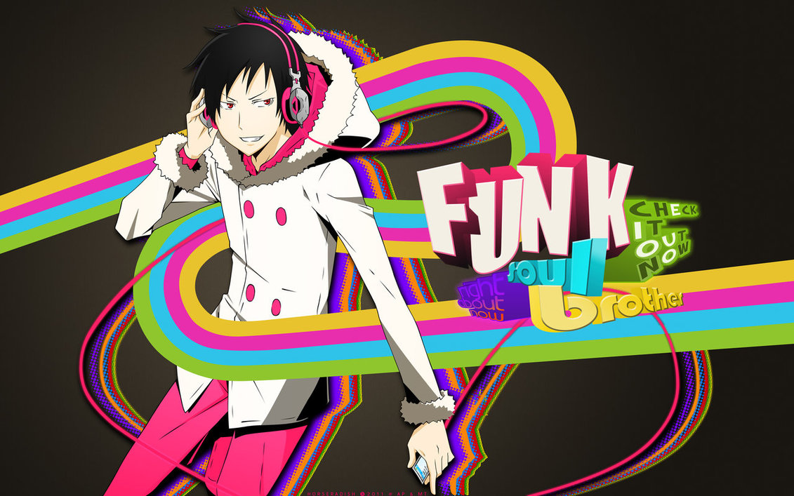 Anime clipart funky Hjpenndragon by by Soul Funk