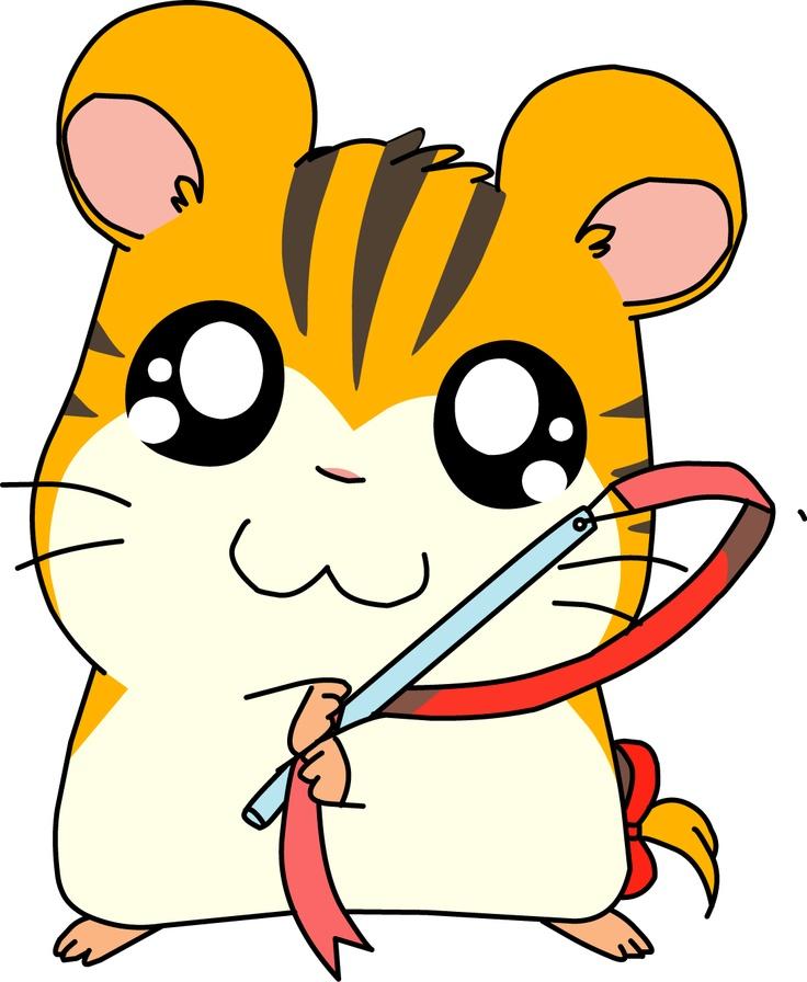Anime clipart hamtaro On HamtaroCartoon images best 127
