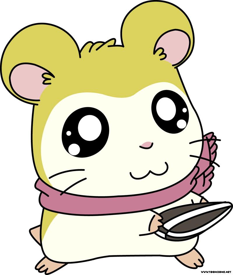 Anime clipart hamtaro Art Hamtaro Clip art clip