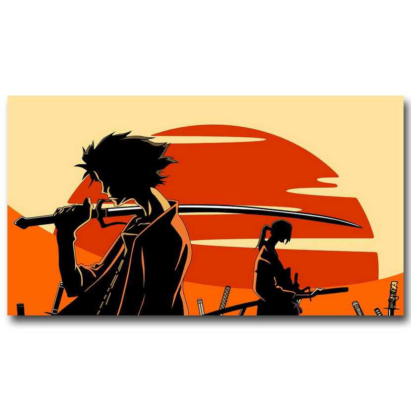 Anime clipart japanese samurai Japanese Pictures Decor Anime Champloo