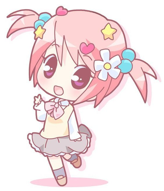Anime clipart kawaii Pin Maria  (kawaii) on