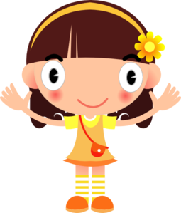 Anime clipart lady Free Panda Clipart Anime%20Girl%20Clip%20Art Happy