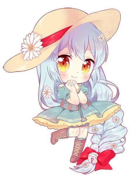 Anime clipart little Cute little Amino Anime girl