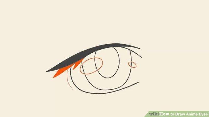 Anime clipart man eye 3 Eyes wikiHow Anime to