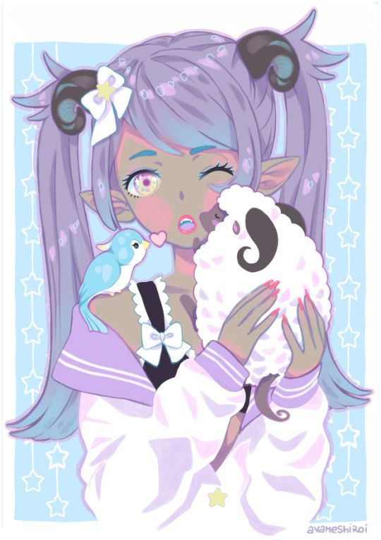 Anime clipart pastel Goth Pastel In Pinterest Anime