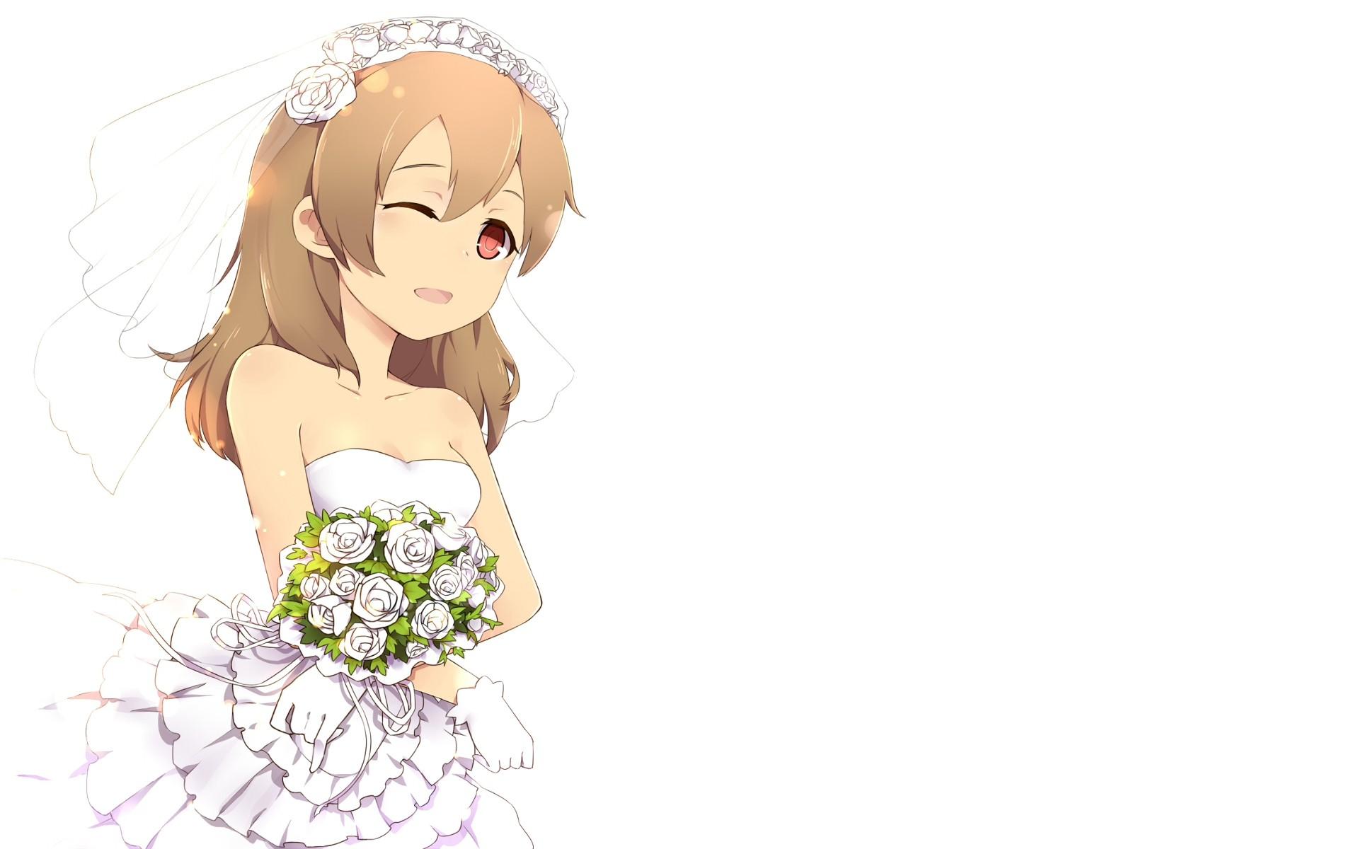 Anime clipart wedding Online Online SAO Bride wallpaper