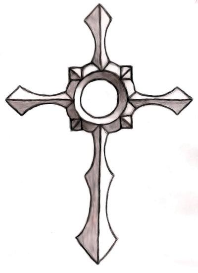 Ankh clipart celtic Celtic White Tattoo Black Cross