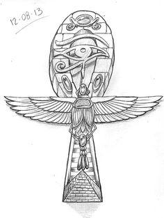 Ankh clipart egyptian art Various on deviantART Egyptian Pinterest