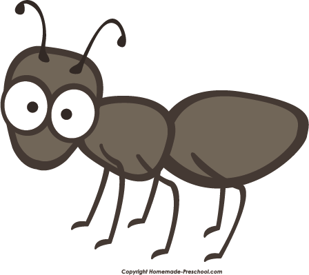 Ant clipart shadow Com resource picnic free use