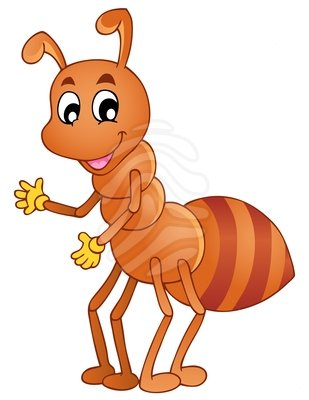 Ant clipart antennae Ant Cliparting clipart com clipart