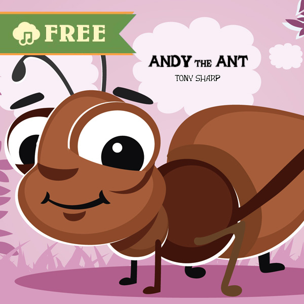 Ant clipart andy  ANT  ANDY THE