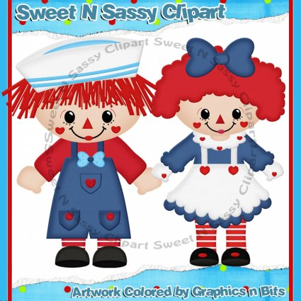 Ant clipart andy Raggedy Sweet  & Sassy
