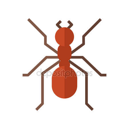 Ant clipart antennae Antennae — Illustrations Antennae Vectors