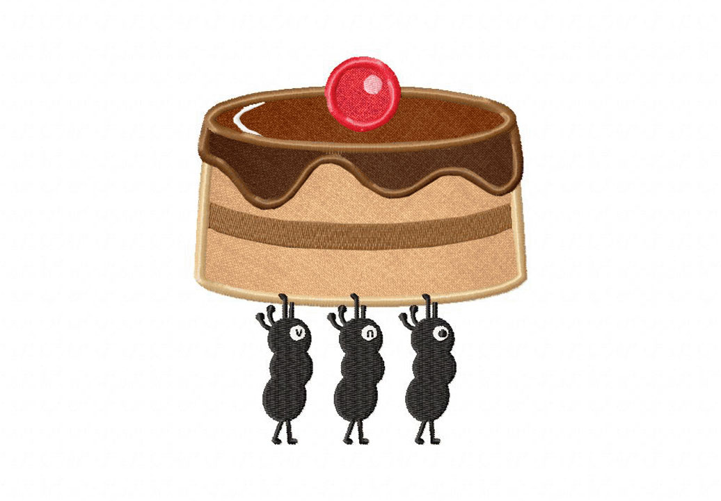 Ant clipart cake Cake Cake Carrying Daily and