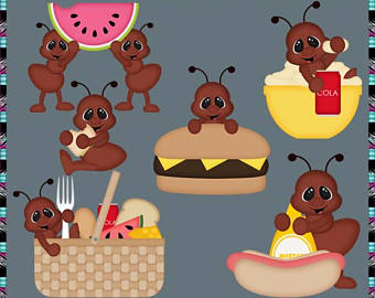 Ant clipart cake Download Ants Instant Graphics Clipart