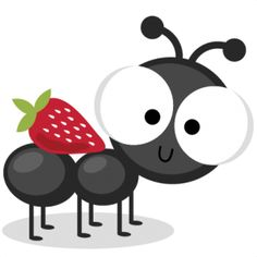 Ant clipart cake Free Clipart Panda Clipart Images