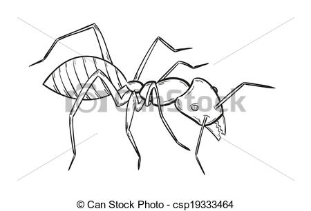 Ants clipart icon The Vector Art of Vector