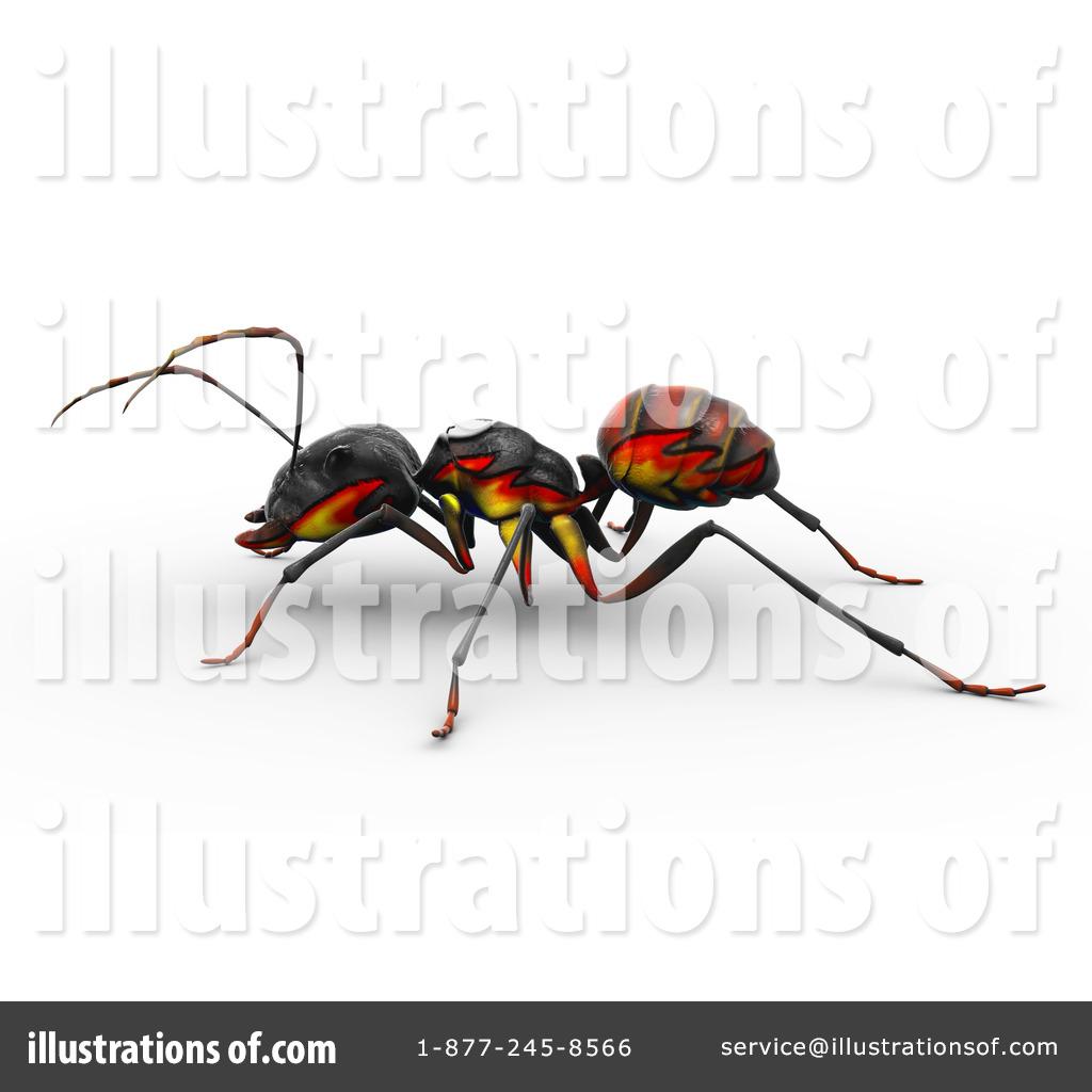 Ant clipart invertebrate Illustration Free (RF) by Leo