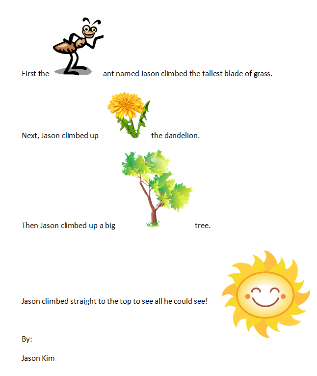 Way clipart view Lesson The Narrative First the