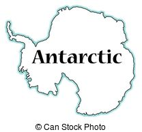 Antarctica clipart Antarctic Art a of Illustrations