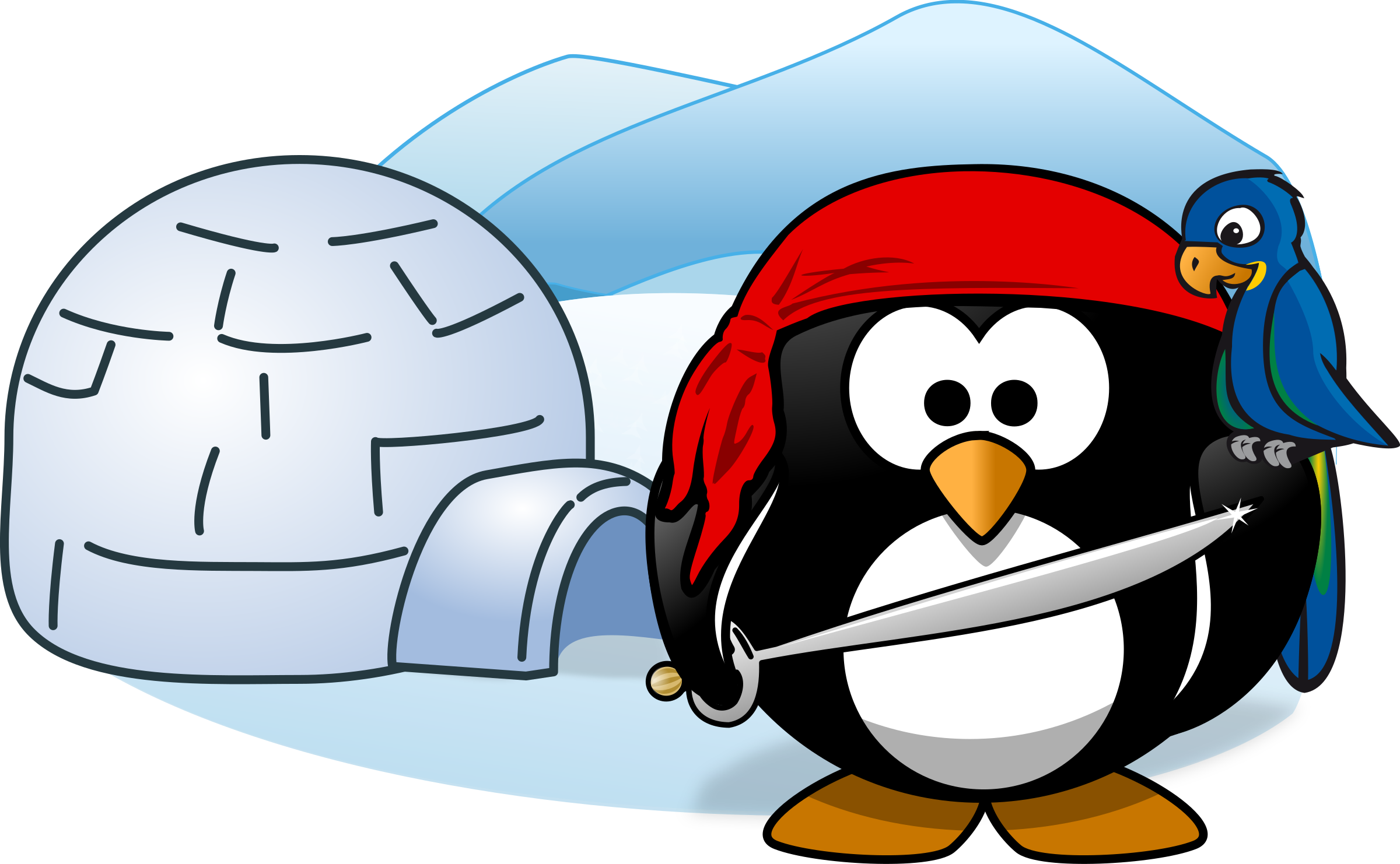 Antarctica clipart Antarctica Clipart Clipart Pirate Savoronmorehead