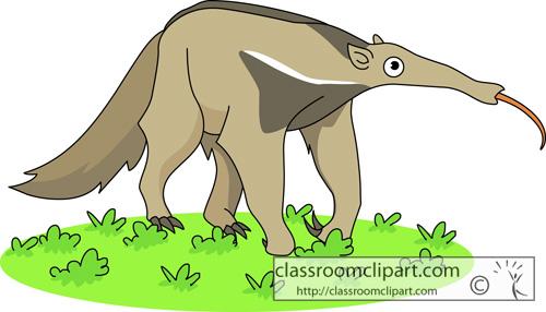 Anteater clipart Clipart Fans clipart 0 anteater