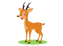 Antelope clipart Art Click Clip Free Pictures