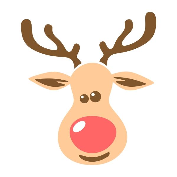 Antler clipart rudolph Rudolph Reindeer Antlers Clipart Reindeer