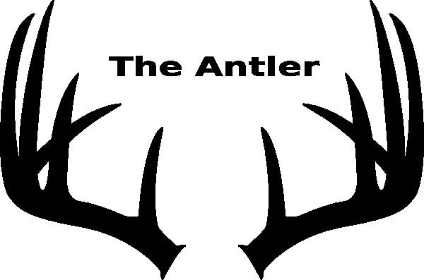 Antler clipart silhouette Art image com vector Antler