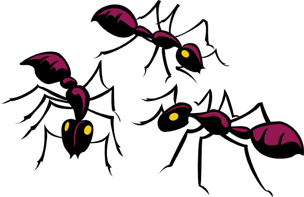 Ant clipart marching Cliparts kid clipart Ants com