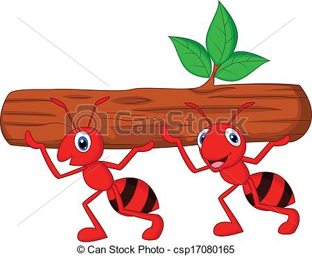 Ants clipart icon  Team Clip csp17080165 of