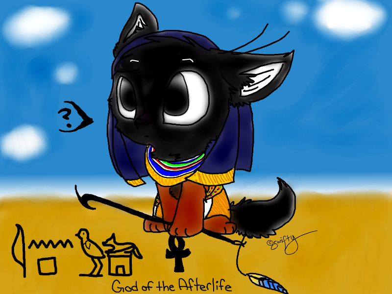 Anubis clipart afterlife #7