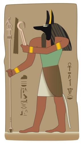 Anubis clipart afterlife #11