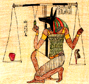 Anubis clipart afterlife #2