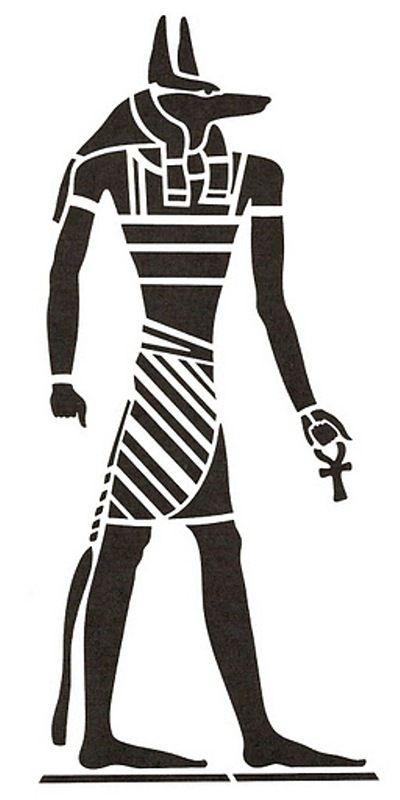Anubis clipart egipt Drawings svg Download Anubis Anubis