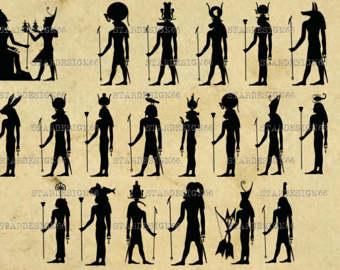 Anubis clipart egipt Egyptian unut art ankhs Egyptian
