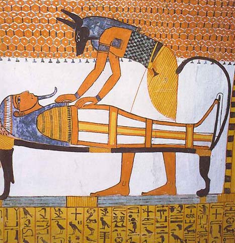 Crystalinks Sculpture Egyptian Painting Ancient