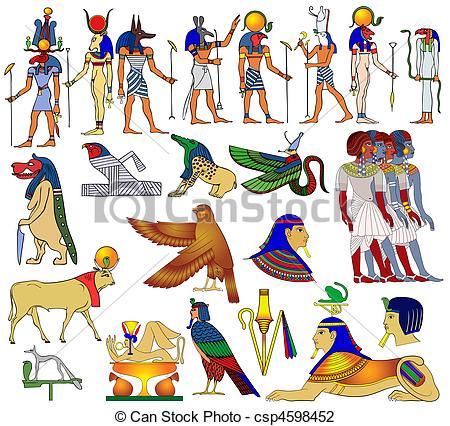 Anubis clipart horus #2